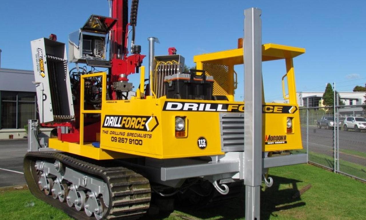 Drill Force Drilling Machine