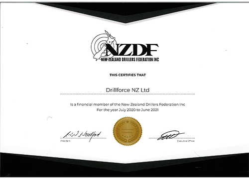 Image of ACC Certificate